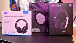 Video Top 3 Bluetooth Headphones Under $100 MP3, 3GP, MP4, WEBM, AVI, FLV Juni 2018