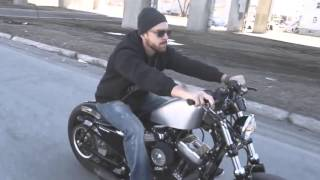 4. Harley Sportster Forty Eight 48 2013 Protect DIP