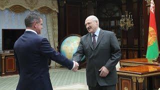 Александр Лукашенко: