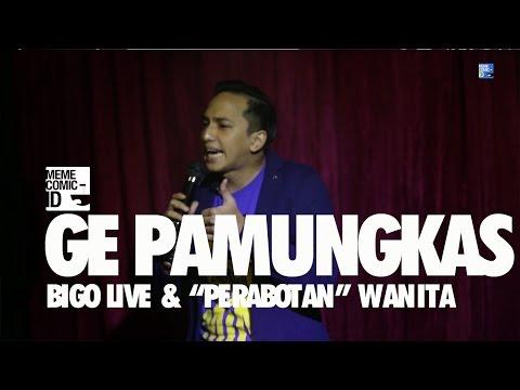 Ge Pamungkas: Bigo Live &
