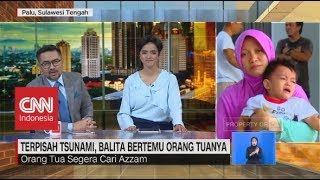 Video Terpisah Tsunami, Balita Bertemu Orang Tuanya MP3, 3GP, MP4, WEBM, AVI, FLV Oktober 2018