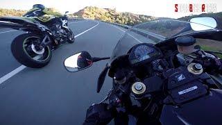 2. Honda CBR1000RR 2006!!! Ride It Like You Stole It !!!