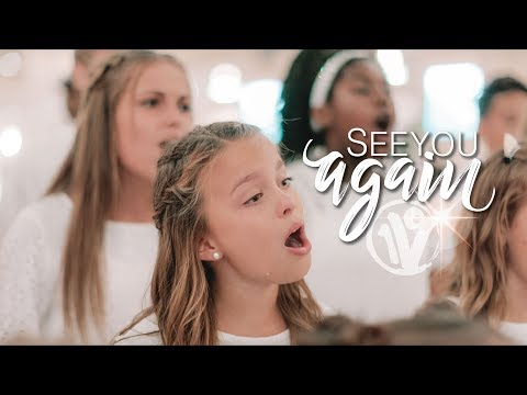 "Wiz Khalifa  ""See You Again"" feat. Charlie Puth Cover by One Voice Children's Choir"