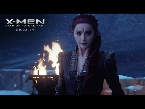 X-Men: Days of Future Past (Character Clip 'Blink')