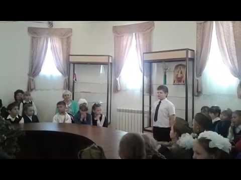 """Областной конкурс чтецов """"Живое слово"""""""