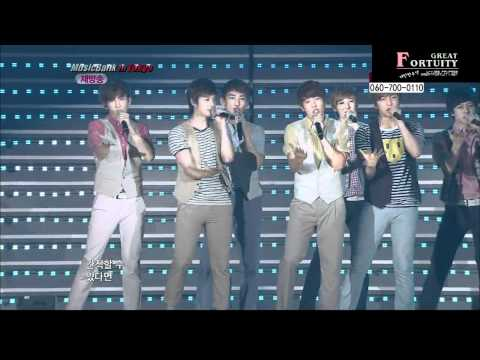 U-kiss singing Paradise(boys over flowers ost) .mp4
