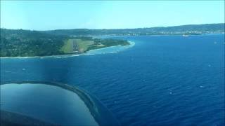 Manokwari Indonesia  city photo : Landing in Manokwari, West Papua, Indonesia - Susi Air Cessna Grand Cavavan C208B