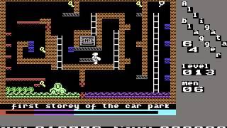 Blagger Longplay (C64) [50 FPS]