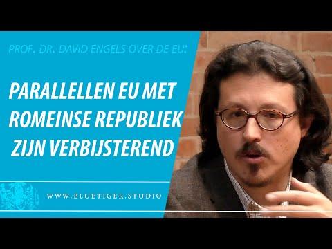 prof.dr. David Engels: EU ontwikkelt zich tot dictatuur.