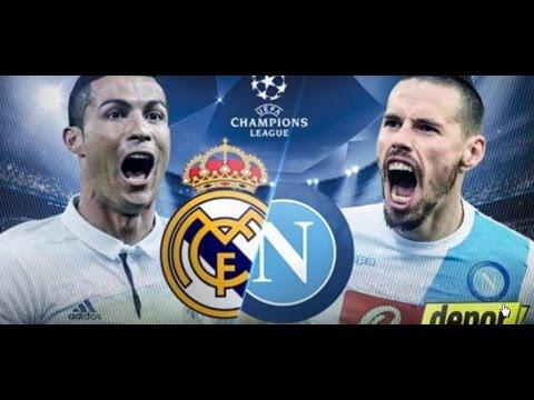 Napoli 1- 3 Real Madrid  /Aprés le Match -Choubir Dz