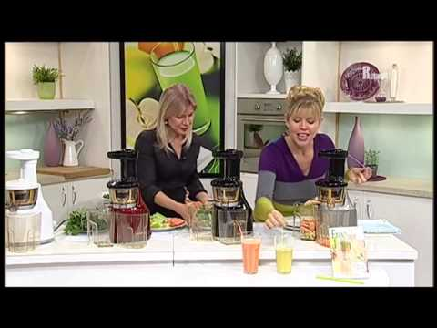 No.1 Best Slow Juicer Hurom Demo