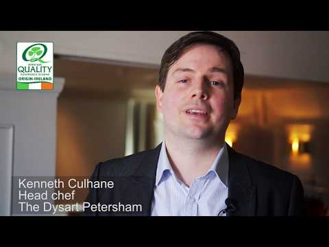 Kenneth Culhane, head chef at The Dysart shares his top tip for beef | Irish Beef UK