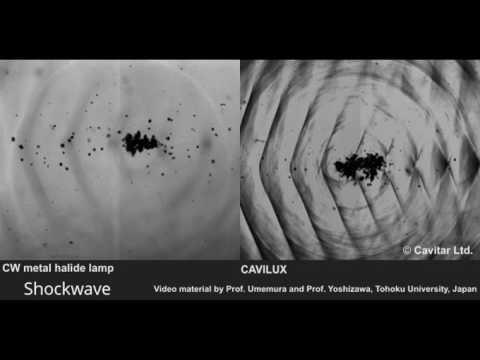Application Overview of CAVILUX Laser Illumination - Cavitar Ltd.