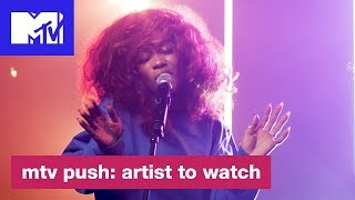 Video SZA Performs An Acoustic Version of 'Supermodel' | Push: Artist to Watch | MTV MP3, 3GP, MP4, WEBM, AVI, FLV Juli 2018