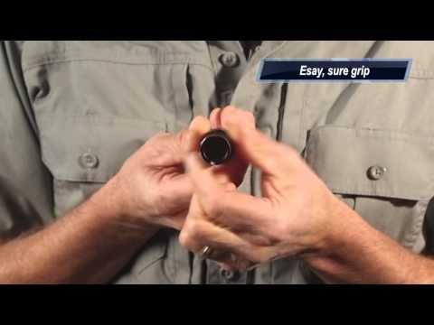 Відеоогляд ліхтаря Fenix PD12