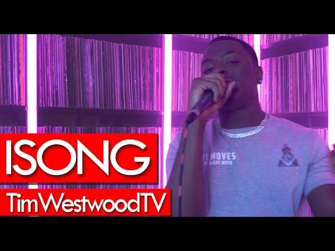 Isong freestyle - Westwood Crib Session