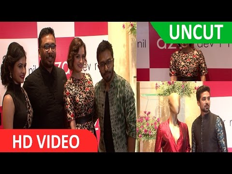 Dev r nils latest collection launch for aza with many celebs At aza- Uncut