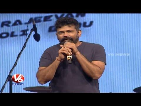Sukumar Speech   Dhruva Pre Release Function   Ram Charan   Rakul Preet   V6 News