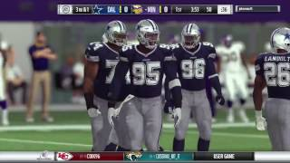 Big Game (Surgical vs Jokerman) Vikings vs Cowboys (NFC Championship)