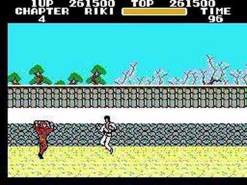 black belt master system walkthrough