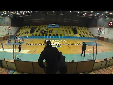 "3 kolo Play out KK ""Prva Petoletka″ – KK ""Crnokosa"" 58:85"