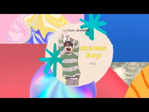 MAMA BOY- AMEE |LYRICS VIDEO by KingKatt
