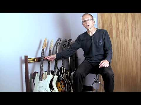 ALL WOOD GUITAR RACK SEES ROCK SOLID GROWTH