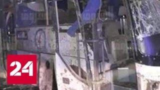 Появились первые подробности подрыва автобуса в Египте — Россия 24
