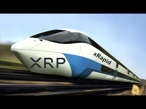 Last Chance To Get On The Ripple XRP Bullet Train