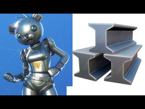 The Metal only Challenge | Fortnite