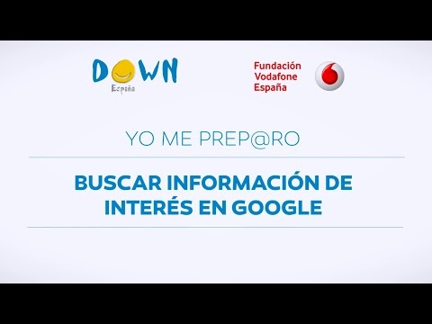 Watch video Síndrome de Down: Aprende a buscar información en Google