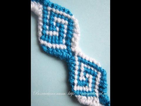 Плетение фенечек-конфеток по