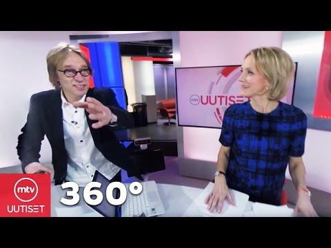 Tommola haastattelu ennen uutisia 360° | MTV Uutiset |MTV3