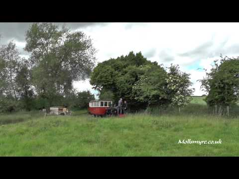 Amerton Railway Steam Gala 21st June 2015