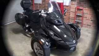 8. Can Am Spyder RS Accessories - Its a disease