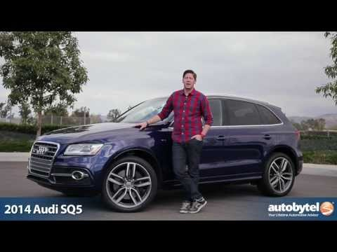 2014 Audi SQ5 Test Drive Video Review – 354 Horsepower Crossover SUV