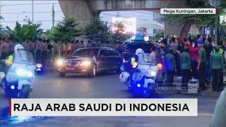 Video Rombongan Raja Salman Tiba di Hotel Raffles Jakarta - Live Report MP3, 3GP, MP4, WEBM, AVI, FLV Oktober 2018