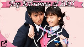 Video Top 10 Korean Dramas of 2005 (All The Time) MP3, 3GP, MP4, WEBM, AVI, FLV Maret 2018