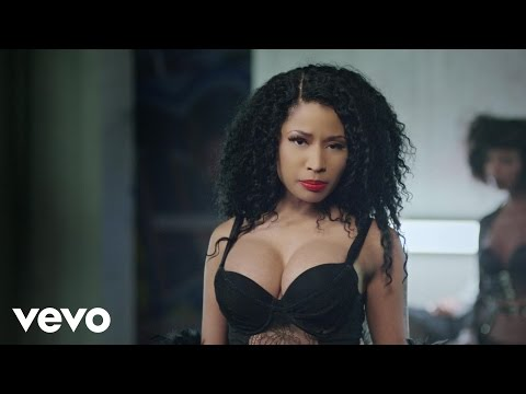 Nicki Minaj – Only ft. Drake, Lil Wayne, Chris Brown