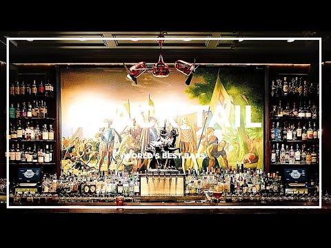 New York's BLACK TAIL Bar ★ World's Best Bars