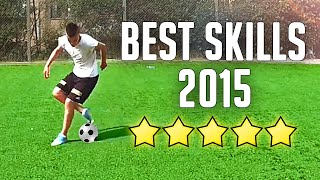 The Most Amazing Football Tricks & Skills 2015