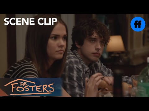 The Fosters | Season 4, Episode 8: Family Dinner | Freeform