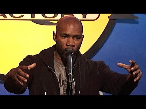 bowl cut - Ian Edwards (@IanEdwardsComic) ask one of life's most pressing questions about down syndrome at the Laugh Factory comedy club in Hollywood, CA, home of the b...