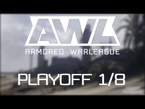 ARMORED WARLEAGUE / PLAYOFF 1/8 / (часть 1) NO MERCY, IMMBA, EASY,NONAME, PANDEMIC, THE PLAGUE