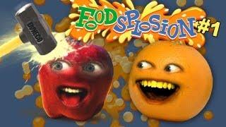 Annoying Orange - FOODSPLOSION #1!