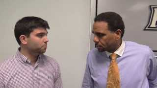 Ed Cooley after Defeating Marquette
