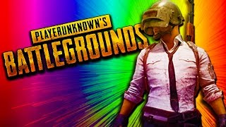 WE'RE TRAPPED IN A SHED!! (Player Unknowns Battlegrounds)