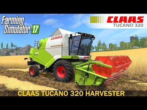 Claas Tucano 320 Pack v2.0