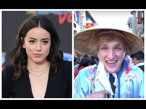 My Reaction to Chloe Bennet Publicly Dating Racist Logan Paul (WMAF) #AsianTwitter