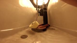 Faffless way to rinse dive kit!